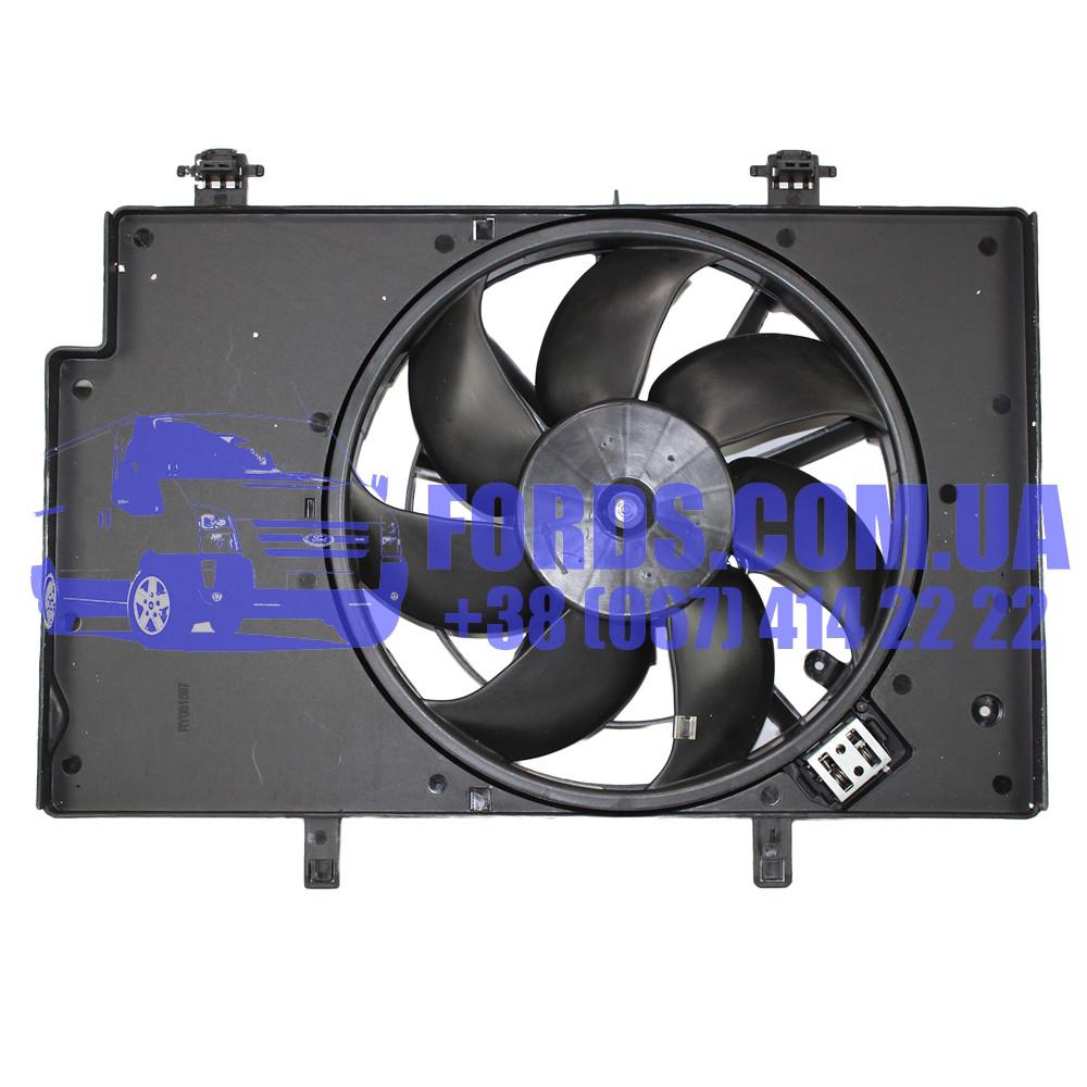 Модуль вентилятора FORD FIESTA/ECOSPORT/B-MAX 2008- (1843124/8V518C607CK/CS7607) DP GROUP