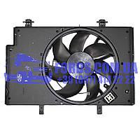 Модуль вентилятора системи охолодження FORD FIESTA 2008- (1843124/8V518C607CK/CS7607) DP GROUP