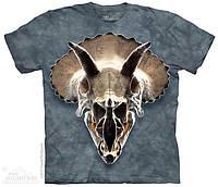 "3D футболка ""The Mountain"" Triceritops Skull для мужчин, женщин и детей, в наличии и под заказ"