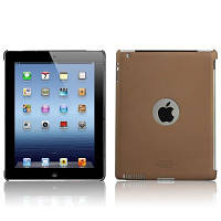Чехол Smart Cover Partner для iPad 2/3/4 Dark Coffee