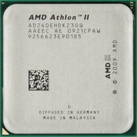 Процессор AMD Athlon ™ II X2 240e (AD240EHDK23GQ / AD240EHDK23GМ)