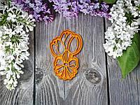 Букет тюльпанів - Форма для печива і пряників