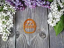 Корзинка з писанками - Форма для печива і пряників