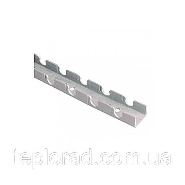 Фиксирующий трак Uponor Fix 9,9 мм ц/ц 20 мм 2,5 м