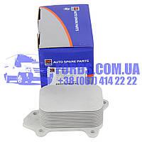Радіатор масляний FORD FIESTA/FUSION/FOCUS (1.4 TDCI/1.6 TDCI) (1145941/2S6Q6A642AA/ES75642) DP GROUP, фото 1