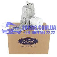 Радиатор масляный FORD TRANSIT 2006- (2.2TDCI/2.4TDCI Комплект Накручиваемый) (1842739/BK3Q6B624CB/1842739) ORIGINAL, фото 1