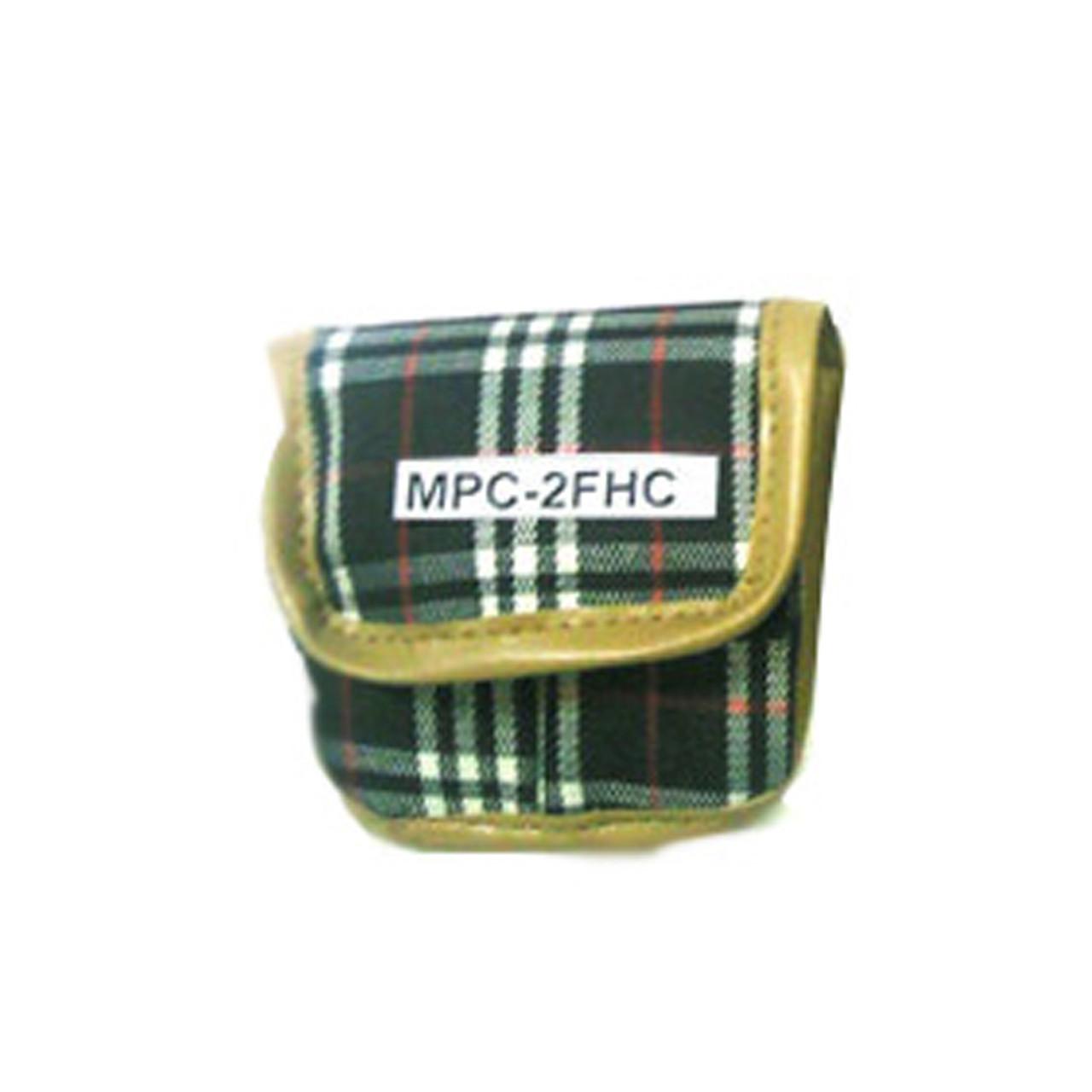 Сумка для 2 флюгель горна мундштука J.Michael MPC-2FHC