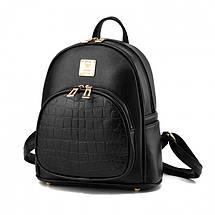 Рюкзак женский Chris черный eps-8052, фото 2