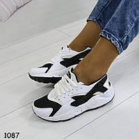 Хуарачи черно-белые 1087