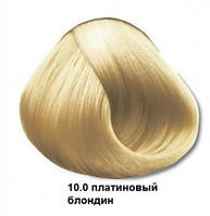 Mirella Краска для волос 10.0 платиновый блондин, 60 мл