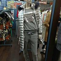 Тройка- спортивный костюм и жилет Elisabetta zanardi 38 размер, фото 1