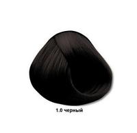 Mirella Краска для волос 1.0 черный, 60 мл