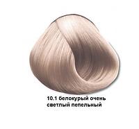 Mirella Краска для волос 10.1 белокурый очень светлый пепельный, 60 мл