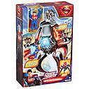 Супермен и Зод в Игровом наборе Битва за Метрополис Superman Man of Steel Quickshots Battle for Metropolis Pla, фото 4