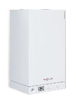 Двухконтурный газовый котел Viessmann Vitopend 100-W 30 кВт A1JB015 + труба антилед