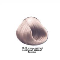 Mirella Краска для волос 10.15 очень светлый пепельный-розовый блондин, 60 мл