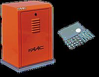 FAAC 884 MC KIT — автоматика для откатных ворот (створка до 3500 кг), фото 1