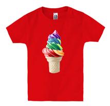 Детская футболка GOURMET ICE-CREAM, фото 3