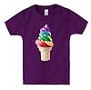 Детская футболка GOURMET ICE-CREAM, фото 4