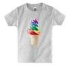 Детская футболка GOURMET ICE-CREAM, фото 5