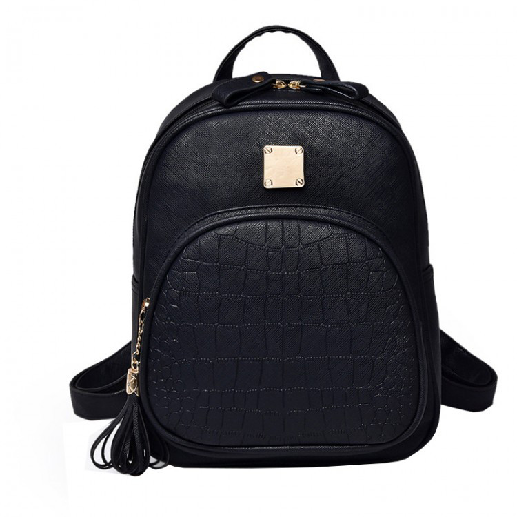 Рюкзак женский Chris черный eps-8012