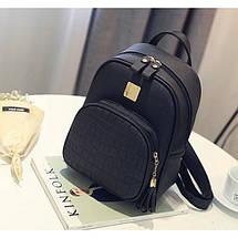 Рюкзак женский Chris черный eps-8012, фото 3