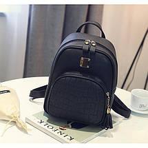 Рюкзак женский Chris черный eps-8012, фото 2