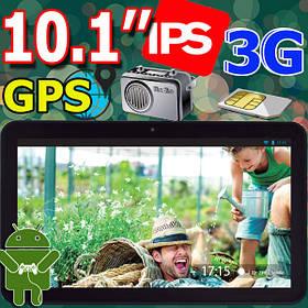 ОРИГИНАЛЬНЫЙ планшет - телефон ODYS THOR 10 - дюймов, 2 SIM 3G 1/16