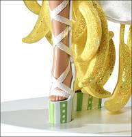 Коллекционная кукла Барби Бразильянка Банановая Удача (Brazilian Banana Bonanza Barbie Doll) W3515 Mattel, фото 4