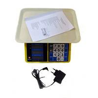 Весы торговые DOMOTEC MS-266 40!Опт