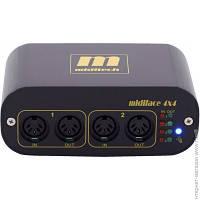 MIDI Интерфейс Miditech Midiface 4x4