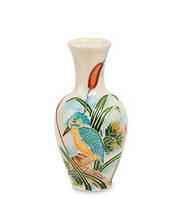 Фарфоровая декоративная вазочка (Pavone) JP-97/33