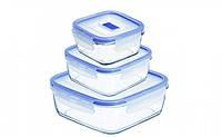 Набор контейнеров для хранения Luminarc Pure Box Active N2622