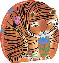 Детский пазл Djeco Тигр