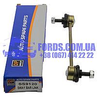 Стойка стабилизатора переднего FORD MONDEO 2001-2002 (1127646/1S713B438AC/SS9120) DP GROUP