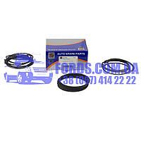 Кольца поршневые FORD SIERRA/SCORPIO/GRANADA/TAUNUS (2.8 V6 93.00 2X2.5X4) (800009661000/821470000/ES3014) DP GROUP