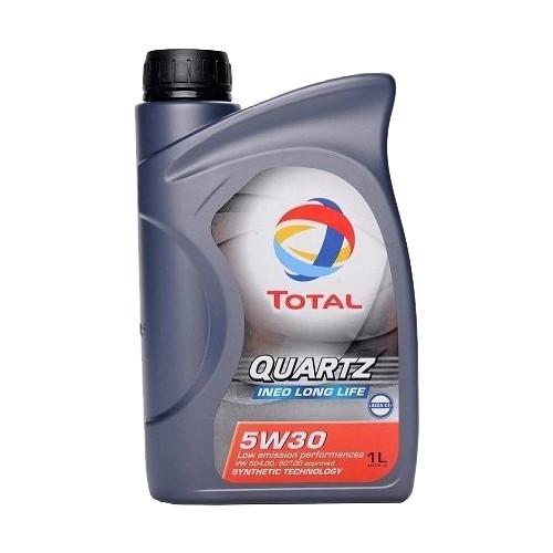 Моторное масло Total 5w30 QUARTZ INEO LONG LIFE 5W-30 1л