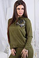 Костюм женский / замш иск / Украина, фото 1