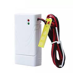 Бездротовий датчик витоку води GSM сигнализациии 433 Mhz