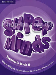 Super Minds 6 Teacher's Book / Книга для учителя
