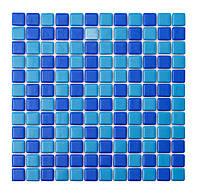 Микс из стеклянной мозаики   MX 2540203