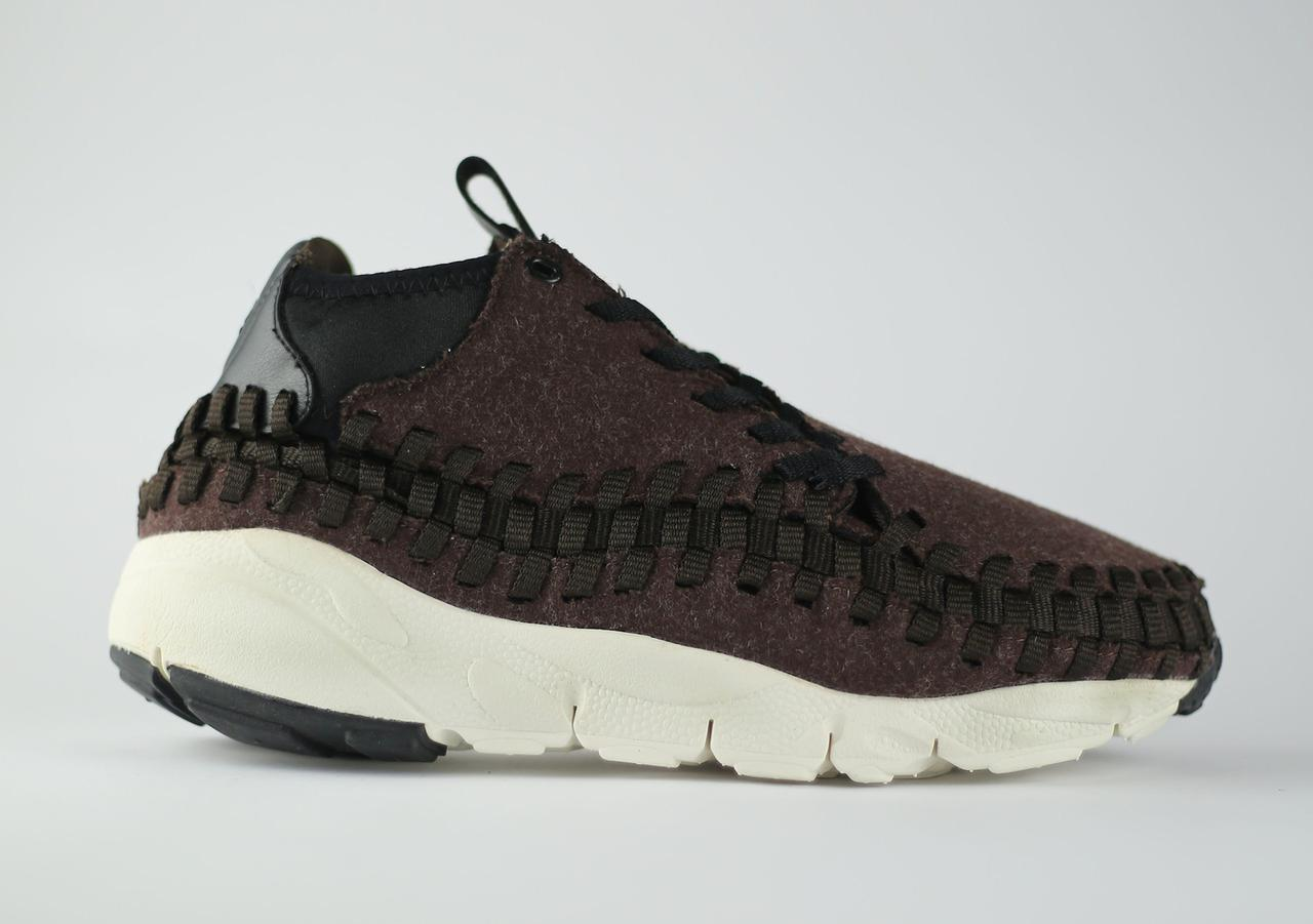 Мужские кроссовки Nike Air Footscape Woven, Копия