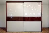Шкаф-купе с широкими дверьми, фото 1