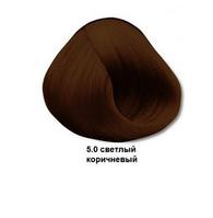 Mirella Краска для волос 5.0 светло-коричневый, 60 мл