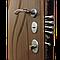 Входные двери ( сталь 3 мм.) МДФ + МДФ 8 мм. Замок MOTTURA 54.797 С СИСТЕМОЙ КРАБ+ВРЕЗНАЯ БРОНЕНАКЛАДКА, фото 5