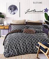 Семейное постельное белье сатин лайт LOVE YOU  TL 171195