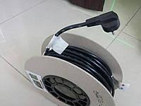 Кабель со встроенным биметаллическим термостатом  (антиобледенения желобов и водостоков) 12 м