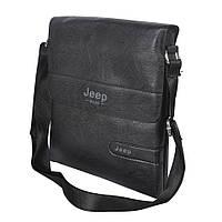 Стильная классическая мужская сумка через плечо Buluo