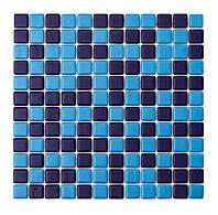 Микс из стеклянной мозаики   MX 2540204 производства Украина