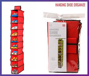 Подвесной органайзер для обуви Hanging Shoe Organize, фото 2